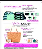 Contact me to view a catalog, host a party or to place an order!