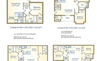 Many floor plans available