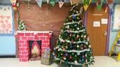 Holiday cheer at Cowart!