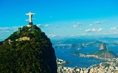A view of Christ The Redeemer