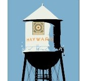 Hayward Water Tower Adopt A Block