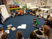 1c - Guided reading class discussion