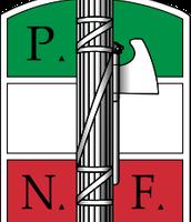 סמל המפלגה הפשיסטית הלאומית