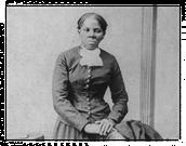 Harriet as a slave