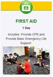 1 Day FIRST AID