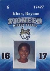 Rayaan Khan