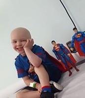 Let's help him fight like a superhero