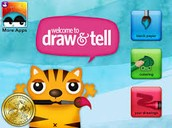 Draw and Tell App by Duck, Duck, Moose
