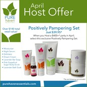 Love this pampering set