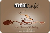 Tech Cafe is the cool place to be!