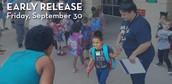 Week of September 26th - September 30th