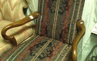 Goose Neck Arm chair (2)