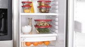 How You Store Your Food Is A Food Safety Concern too