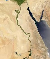 Farther Seen Nile River
