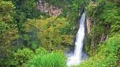waterfalls Tuliman