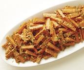 Carottes à la pistache - Herb Butter
