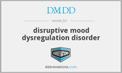 Cons About Diagnosing Children With DMDD: