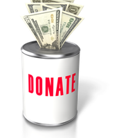 DONATION BOOTH