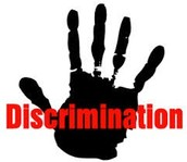 How discrimination is still very common in the outside world today