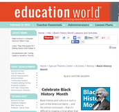 Teacher Technology Tool of the Week: Black History Month Resources!