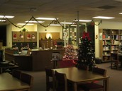 Hoffman Library Loves the Holidays