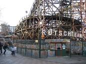 Rutschebanen, a Rollercoaster in Bakken