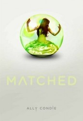 Matched by Allie Condie review by: Kristen