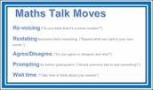 Math Talk Moves