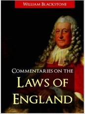 The Commentaries On The Laws of England