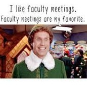 Faculty Meeting Norms: