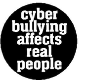 Cyber bullying affects people