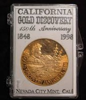 California Gold Discovery 1848