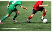 Cuando hice mi primer partido de futbol ,yo fue en el parque y no hice un partido muy bueno pero me divertì a tocar el  bàlon de futbòl   con los  pies
