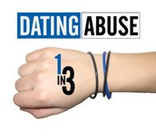 1 in 3 teens will experience dating abuse