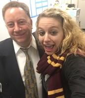 Mr. Fleischman and Miss Francoeur