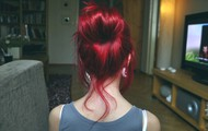 Red Hair- NOT allowed