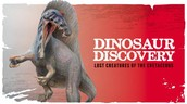Planetarium Program Options:  Dinosaur Discovery or Ice Worlds