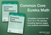 Math Curriculum Focus: Eureka Math
