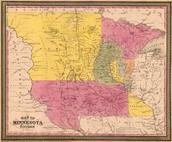 Minnesota territort