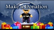 Toys for Tots donation poster