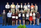 Inductees and Faculty Council