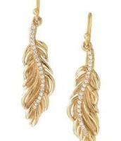 Secret Garden earrings