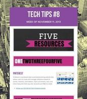 Five Resources
