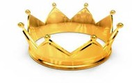 Apollos golden crown