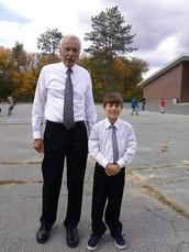 Former and Future Principal!?