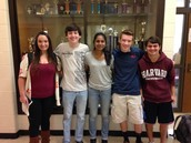 Students Selected to Play at Festival