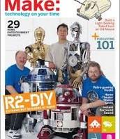 Make Magazine, R2-Diy