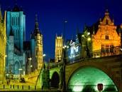 Vuelo a bruselas para dos personas+4 noches de estancia en Gante
