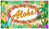 JOIN US FOR A HAWAIIAN LUAU!