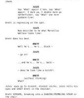 Screenplay(Script)